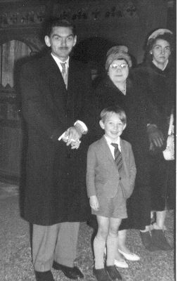 086aa279639d0 Leech Mather Family - Ken and Faith(Fay) and family Dad